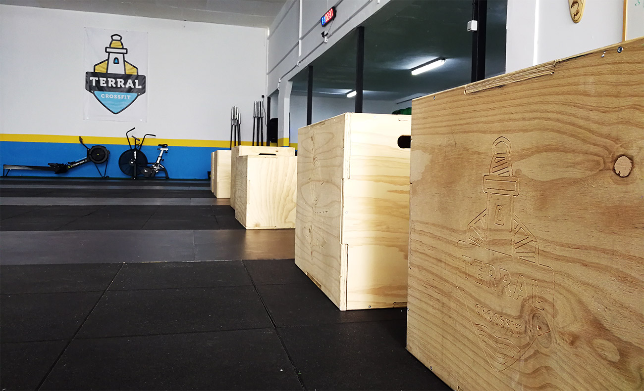 El Box de CrossFit del Terral