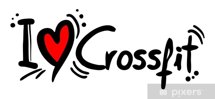 WE LOVE...CROSSFIT