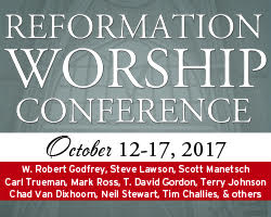 Reformation Worship Conference - 2017
