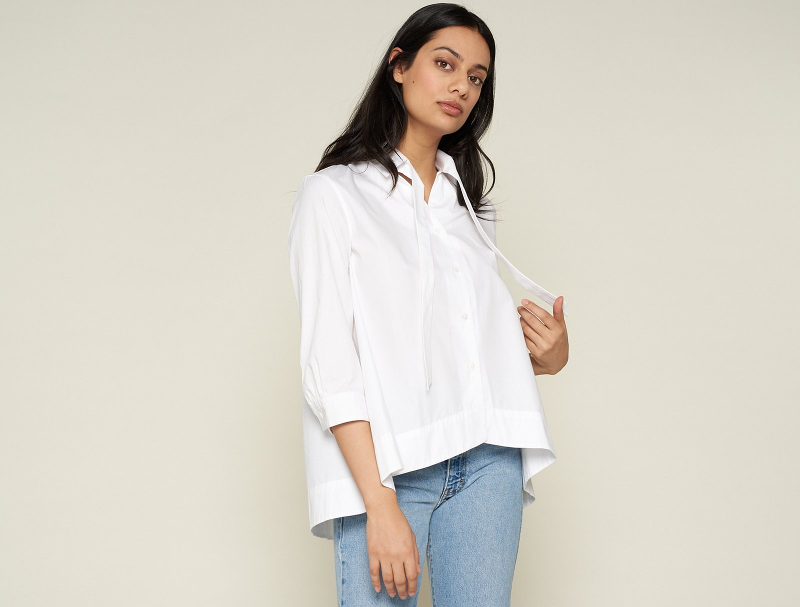 9  sustainable white shirts you need in 2019