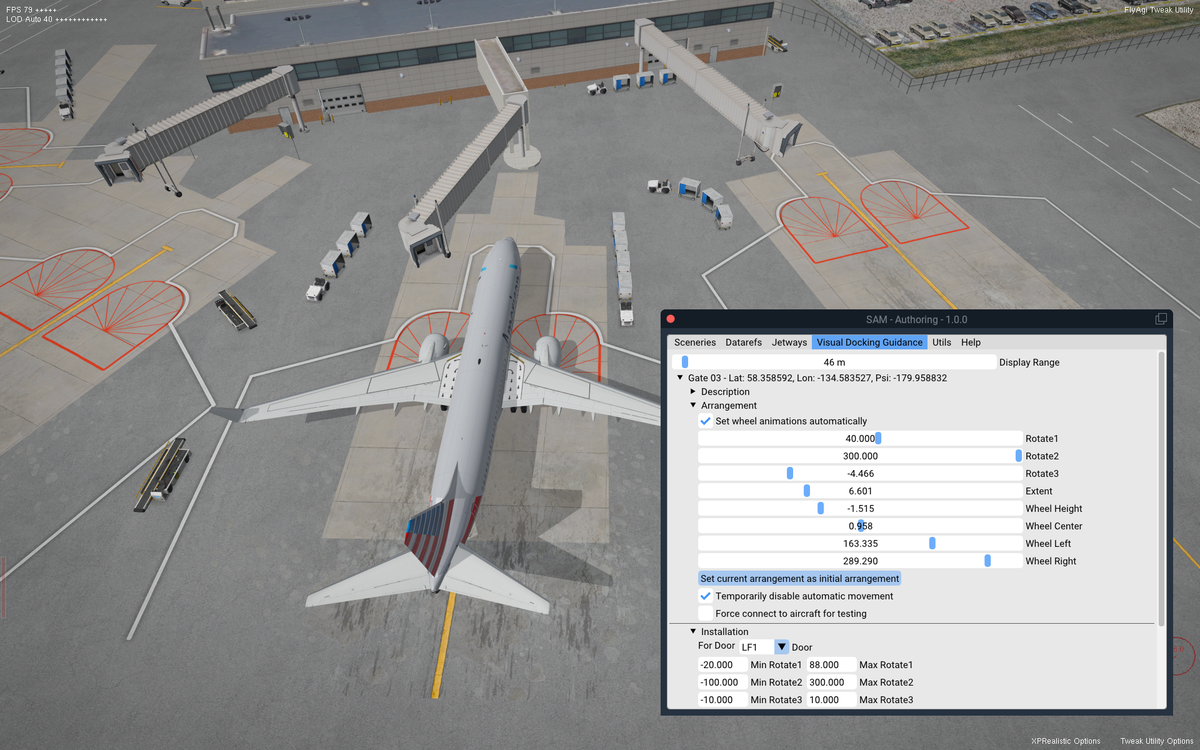 Aircraft with custom datarefs - General Discussion - Threshold