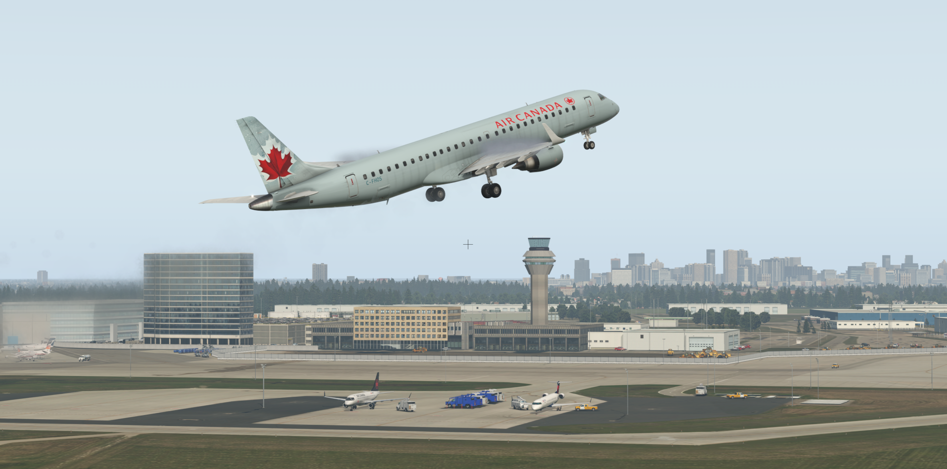 X-Crafts Embraer E-175/195 SimVRLabs Implementation - Announcements