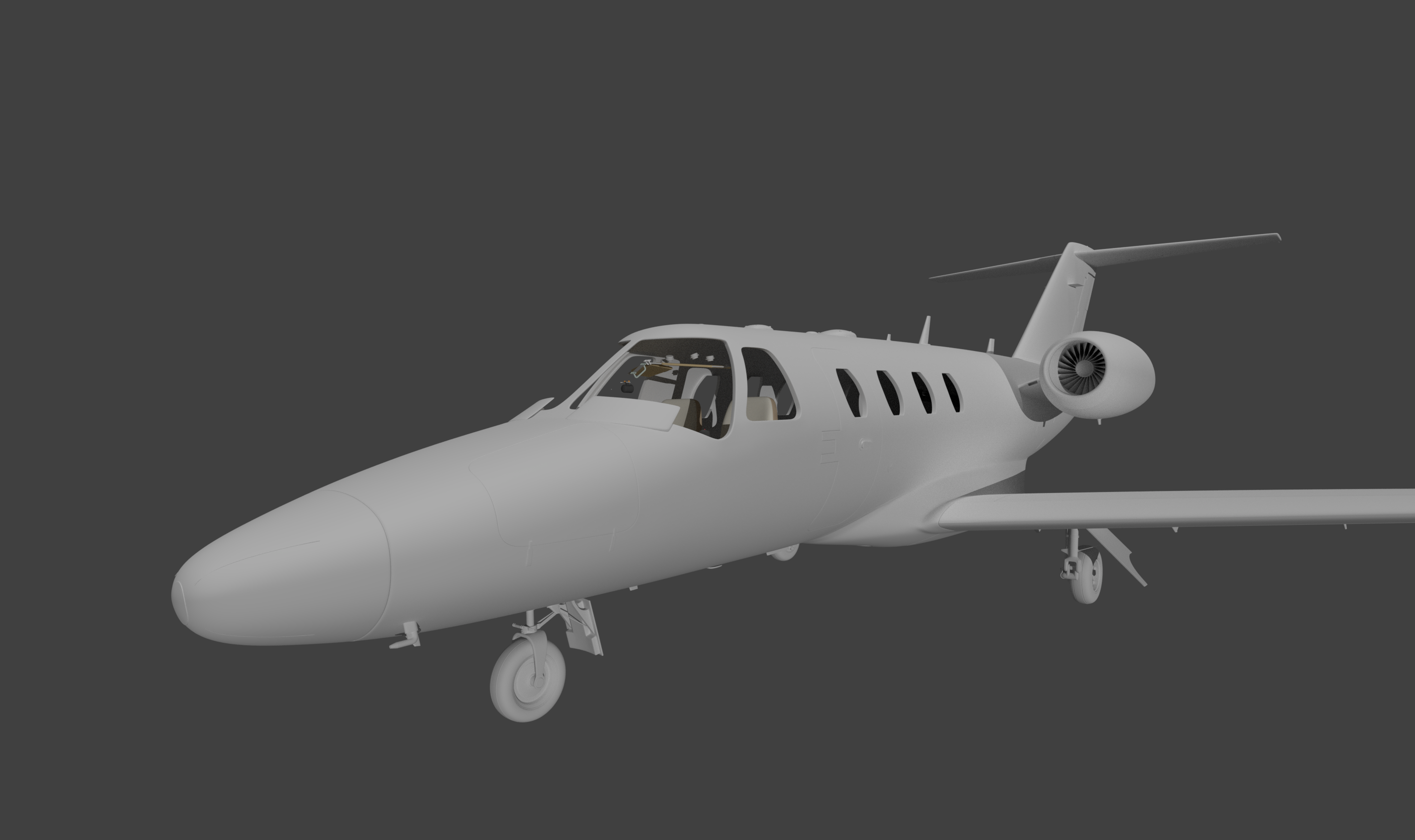 20 July 2018 CitationJet 525 Development Update