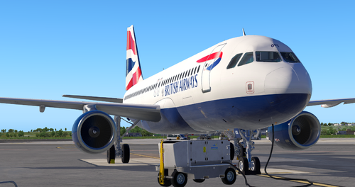 Flightfactor 757-200 | British Airways [RR] [NWL] | G-CPEN