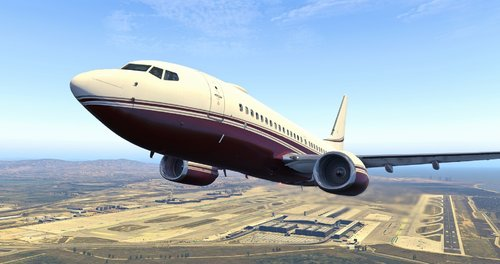 Airliner Liveries - Threshold