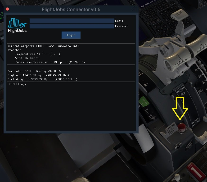 FlightJobs Connector - System - Threshold
