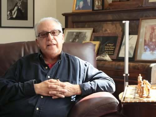 Interview with Pepe Romero (San Diego, 2018)