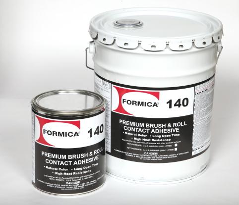 F522-1G FORMICA FAST SET FAST SETTING WHITE WOOD GLUE NATURAL GLUE 1GAL.