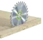 496304 Saw Blade Universal 28t, TS55/ATF55 496304