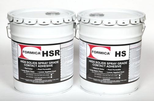 F-HSR+-05G FORMICA F-HSR+ RED 5 GALLON PAIL UN1133 PG II ADHESIVE TYPE 3 PROBLEMS? CHEMTREC 800-424-9300