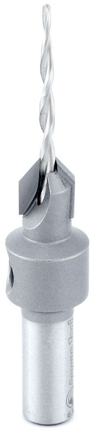 55600 AMANA CARBIDE-TIPPED COUNTERSINK FOR WOOD SCREWS/2-WING REPL BIT: 630-262
