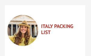 bef03678c46 10 Step Packing Guide for Italy