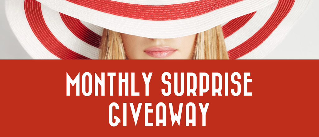 Monthly Giveaway - Travel Fashion Girl