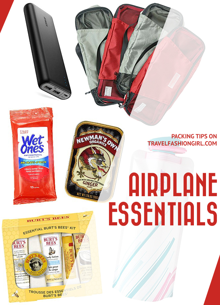 airplane-essentials