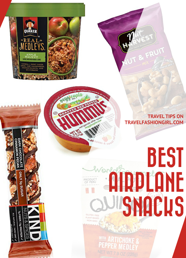 best-airplane-snacks
