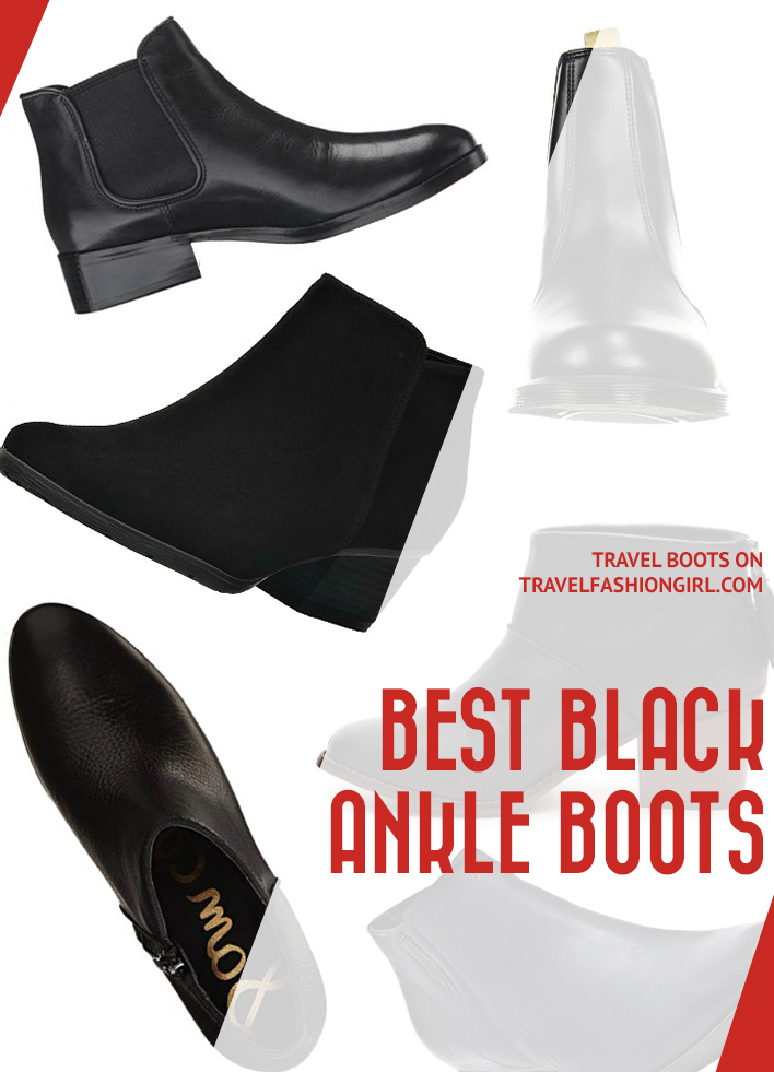 best-black-ankle-boots