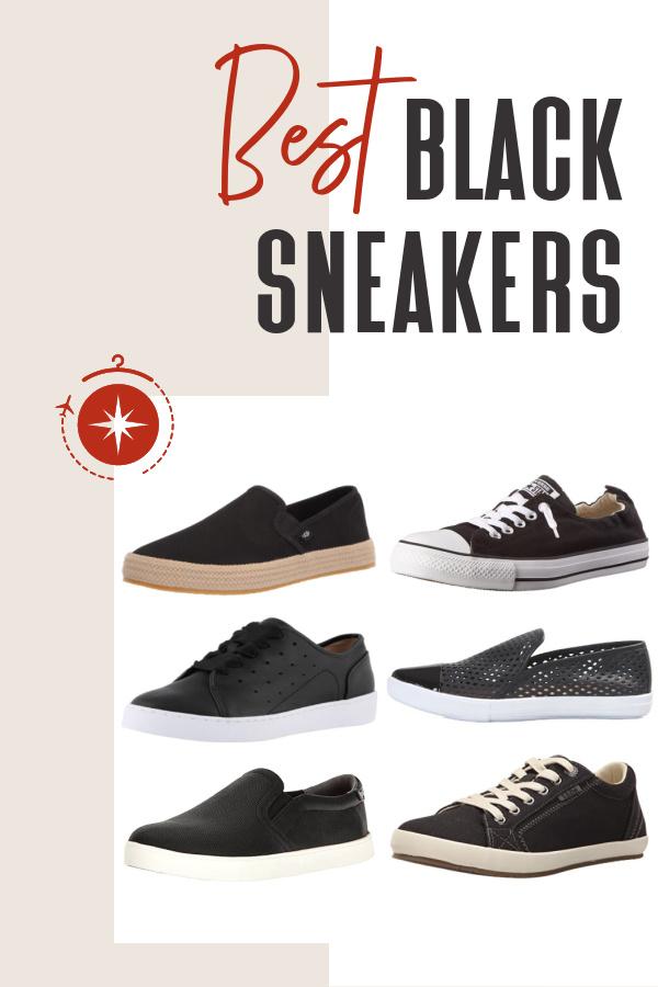 best-black-sneakers