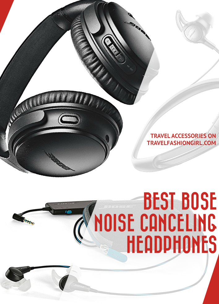 What Are The Best Noise Cancelling Headphones For Travel