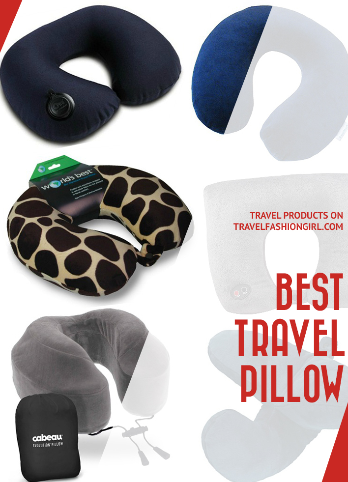 Cabeau Evolution Pillow.Best Travel Pillow Supports Neck And Head For Better Sleep