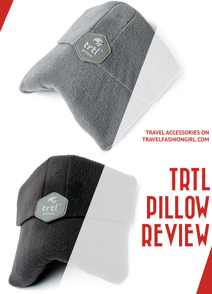 Everyone S Talking About The Trtl Travel Pillow Is It Good