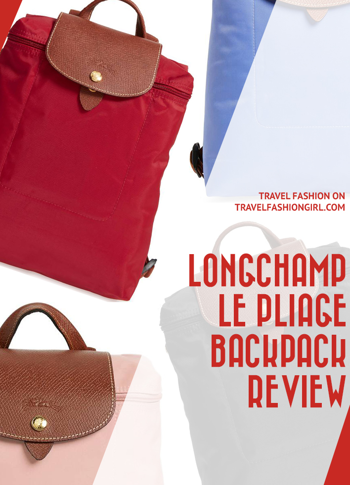 Le Pliage Longchamp Backpack Review  the Pros and Cons 19dbff1ce8789