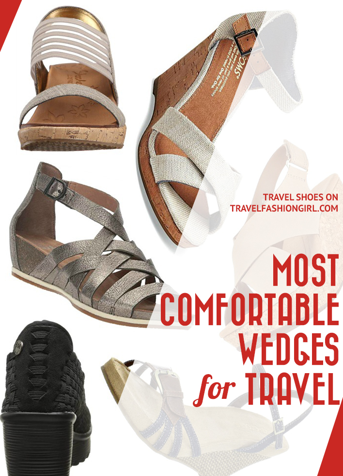 a0863380d6 8 Most Comfortable Wedges for Travel 2019