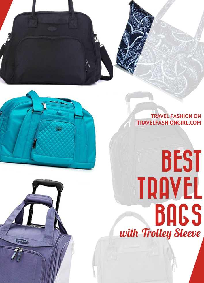 007db6bb5 What are the Best Travel Bags with Trolley Sleeve?