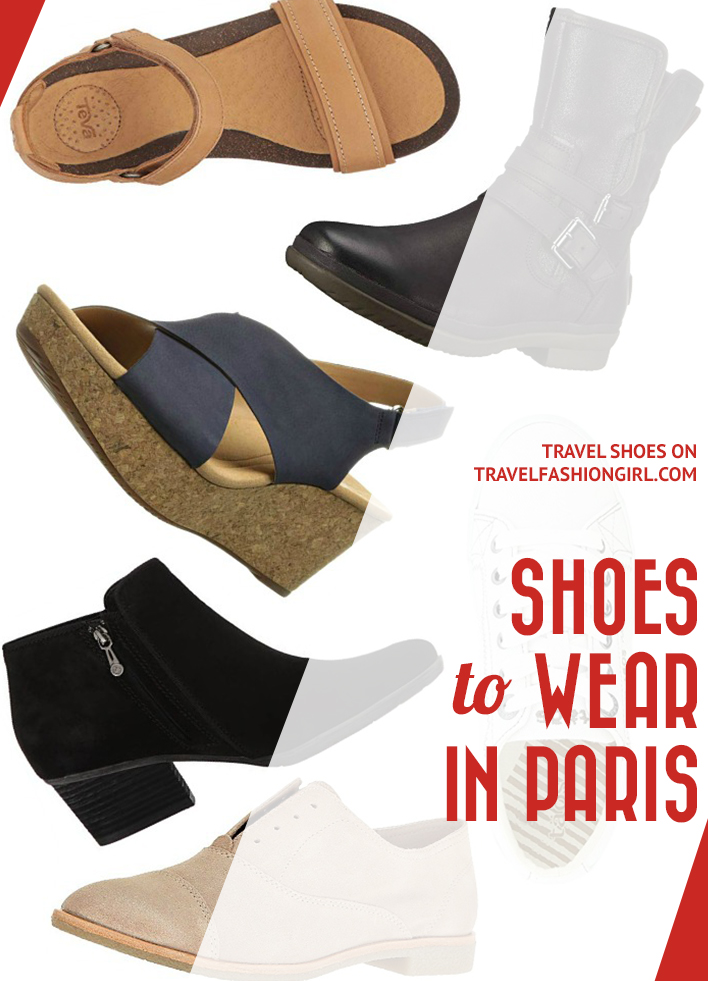 07b321138498 What Shoes to Wear in Paris in Summer and Winter  Parisian Shoe Trends