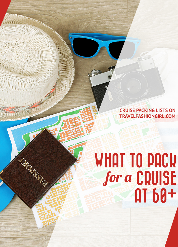 What To Pack For A Cruise For Women Over 60 Europe