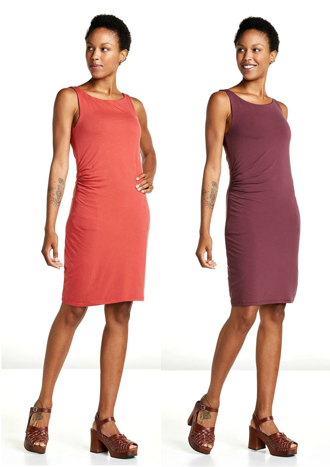 Convertible Travel Dresses