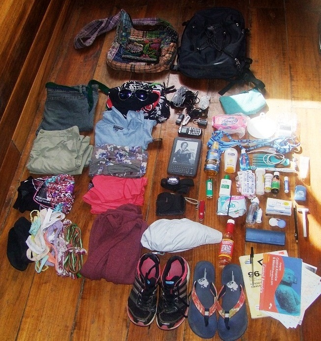 packing-light-with-only-four-clothing-items-and-one-day-pack-minimalist-travel