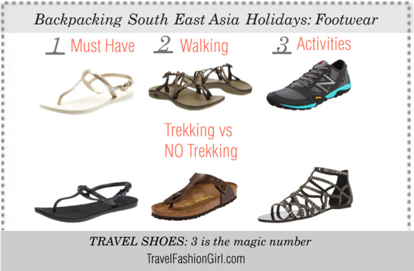 Best Shoes For Backpacking India