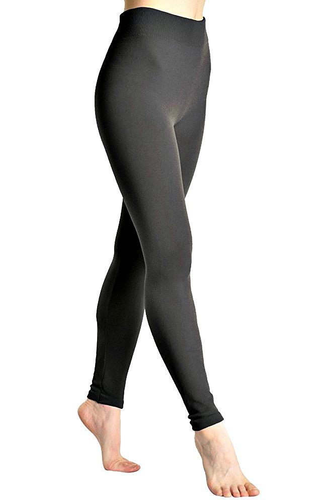 """c09273e878edc ... Velvet Legging Jeggings Solid Skinny Women Leggings. Angelina Plush  Lined Warm Winter Leggings, """" …"""