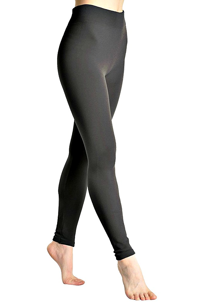 "ca66a586d4f9e Angelina Plush Lined Warm Winter Leggings, "" ..."