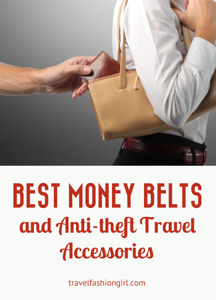 Best Money Belts and Anti-theft Travel Accessories 2019 f6e1b44194