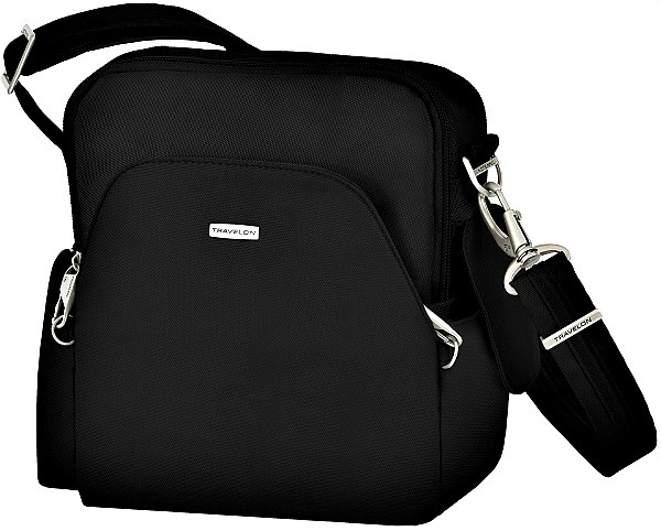 7d2d1e0201 Best-Cross-Body-Purses-for-Anti-Theft · Travelon Anti-Theft Black Travel Shoulder  Bags