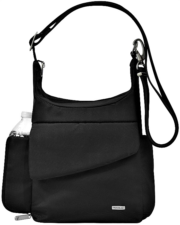 7a3a7d3f61ba Best-Cross-Body-Purses-for-Anti-Theft · Travelon Anti-Theft Classic Black  Messenger Bag