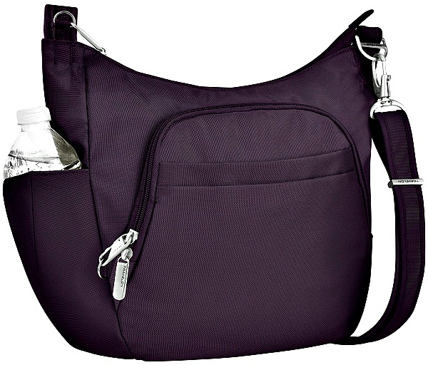 2fee26131757 Best-Cross-Body-Purses-for-Anti-Theft · Travelon Anti-Theft Classic Cross  Body Purple Bucket Bag