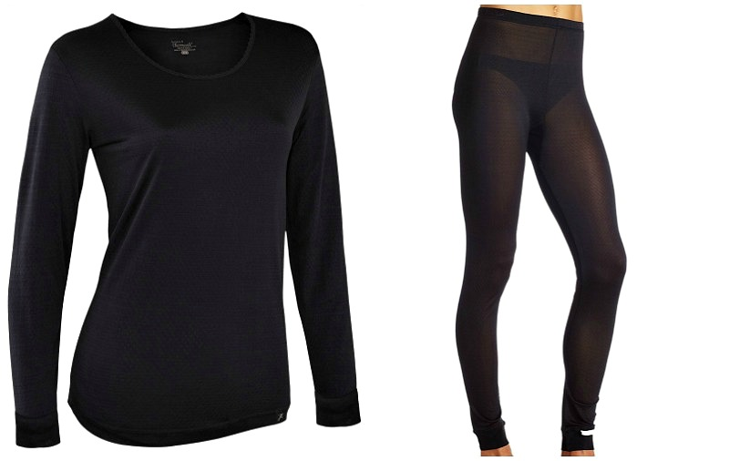 d668cfbf0 Best Thermal Underwear for Women 2019: Smart Traveler Secret