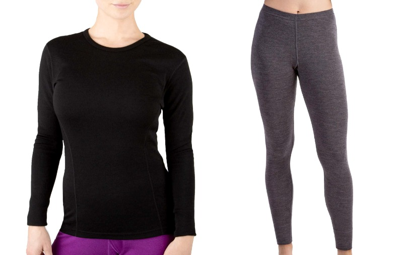 05d13d81d Best Thermal Underwear for Women 2019: Smart Traveler Secret