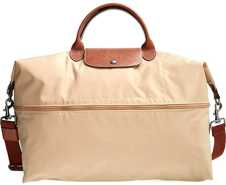the-best-travel-handbags · Le Pliage Expandable Travel Bag