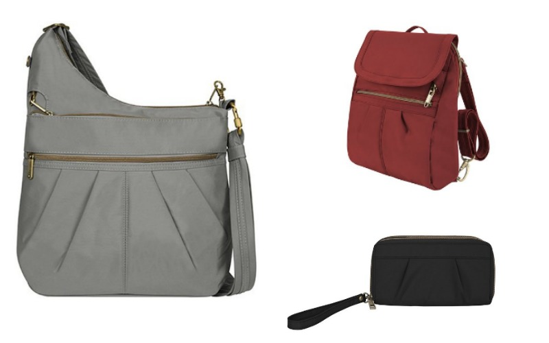 The Best Anti Theft Travel Bags For Women 2018