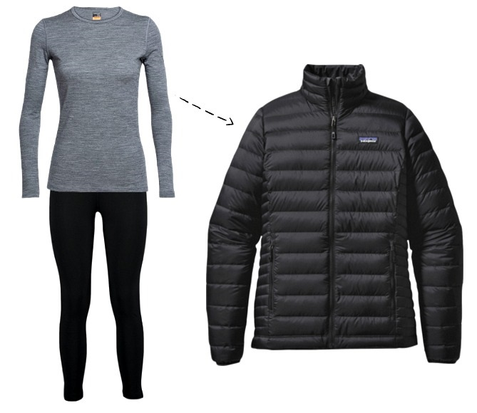 What to Wear in Cold Weather  Clothing a3ea29bac