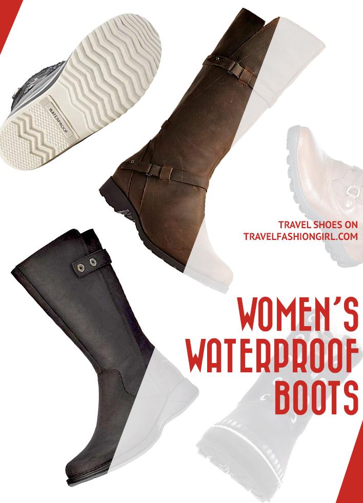 31abb4a8b2a Best Women's Waterproof Boots to Wear for Winter Travels