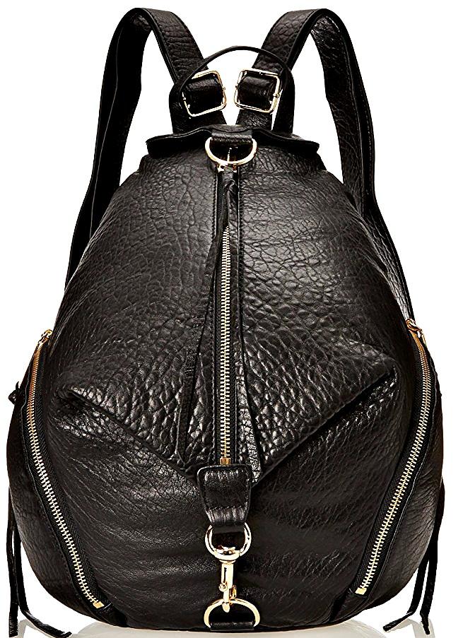 Real Leather Small Mini Backpack Rucksack Daypack Travel bag Purse Cute Bag
