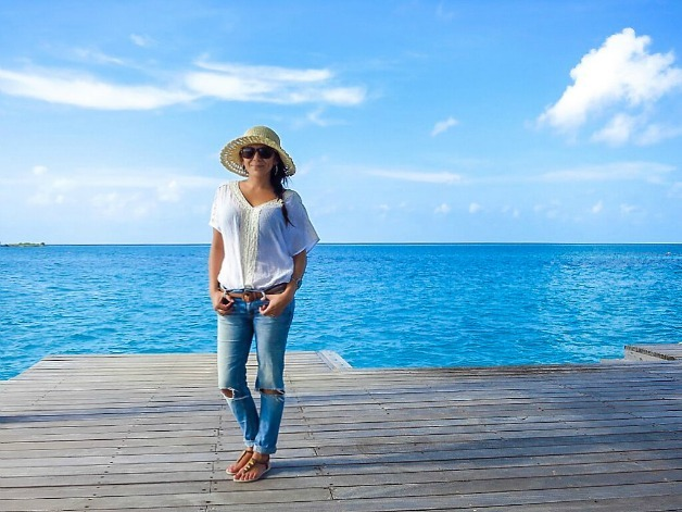 Honeymoon Clothes That Are Practical And Pretty Maldives Packing List
