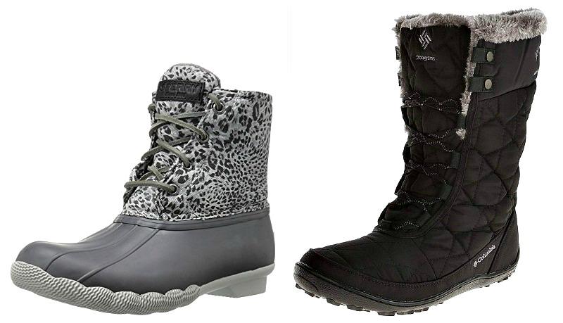 Stylish best waterproof winter boots rare photo