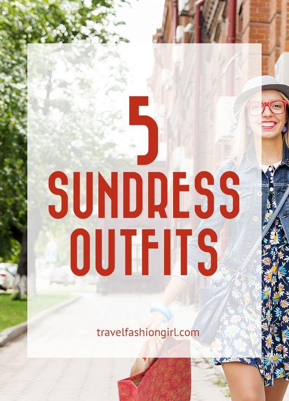 sundress-outfits