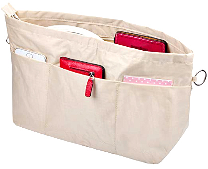 67ba3e76fe3 Best Purse Organizer for Your Personal Item or Travel Bag
