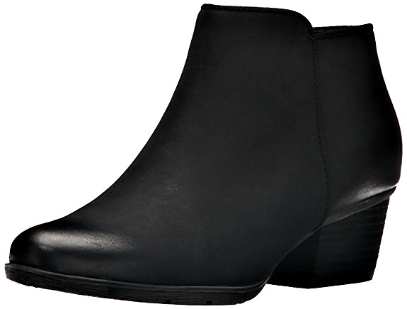 Women s Waterproof Leather Boots for the Rain and Snow 8b4dfcc65480